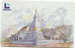 Tample  (clasrou) - Cambodia