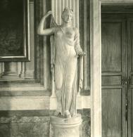 Italie Rome Villa Borghese Interieur Ancienne NPG Stereo Photo 1900 - Stereoscopic