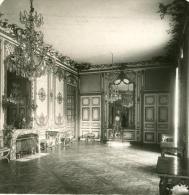 France Chateau De Versailles Appartements De Louis XIV Ancienne NPG Stereo Photo 1900 - Stereoscopic