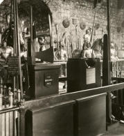 Royaume Uni Londres Tour De Londres Detail Ancienne Rotary Stereo Photo 1900 - Stereoscopic