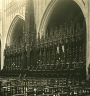 Belgique Port D Anvers Cathedrale Ancienne NPG Stereo Photo 1906 - Stereoscopic