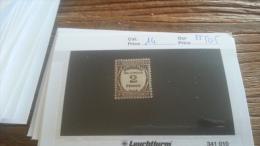 LOT 255040 TIMBRE DE ANDORRE NEUF**  N�14 VALEUR 505 EUROS