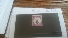 LOT 255041 TIMBRE DE ANDORRE NEUF* N�15 VALEUR 135 EUROS