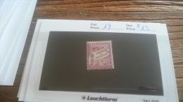 LOT 255043 TIMBRE DE ANDORRE NEUF* N�19 VALEUR 13 EUROS