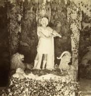 Autriche Salbourg Heilbrunn Ancienne Wurthle Stereo Photo 1906 - Stereoscopic