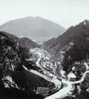 Autriche Semmering Schottwien Ancienne Wurthle Stereo Photo 1906 - Stereoscopic