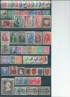 Année 1944* Complète Cote : 63 Euros - France