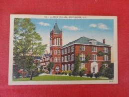 - South Carolina> Greenwood  Lander College-  ------- Ref 1794 - Greenwood