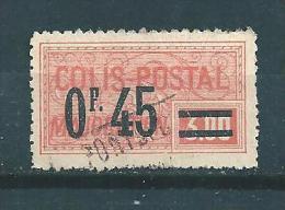 Colis Postaux De 1926  N°37  Oblitéré - Pacchi Postali