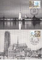Belgi�, maximumkaarten, nr 3170/3171 (6013)