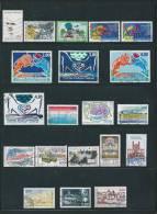 France  Europa De 1994  N°2875  A  2894   Timbres Oblitérés - Frankreich