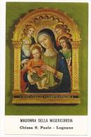 Madonna Della Misericordia - Legnano - B4 - Devotion Images