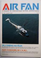 Air Fan N°29 - Mars 1981 - Avion