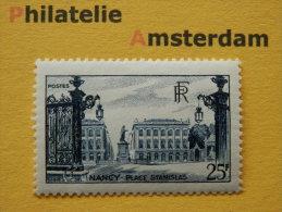 France 1948, PLACE  STANISLAS: Mi 762, Y&T 822, ** - Frankrijk