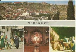 =  05654 - ISRAEL - NAZARETH - USED  = - Israel