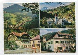AUSTRIA - AK 227899 Eisentratten Im Liesertal - ... Gasthof Zur Post - Lindehof Mit Altem Hochofen - Sonstige