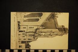 CP, 86, POITIERS Ecole Communale Des Garçons N° 38 Dos Simple Voyagé En 1905 - Poitiers