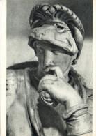 CP - MICHEL ANGE - LA NUIT - TOMBEAU DE LAURENT DE MEDICIS - FLORENCE - 396 - - Bellas Artes