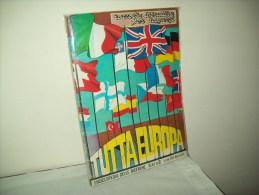 Tutta Europa (Fol - Bo N. 2) Album Figurine Completo - Stickers
