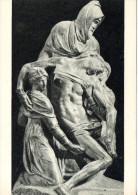 CP - MICHEL ANGE - LA PIETA DU DOME DE FLORENCE - 399 - - Bellas Artes