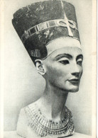 CP - SCULPTURE EGIPTIENNE - TETE DE NEFERTITI - 423 - - Bellas Artes