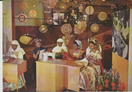 CP - Exposition Universelle De Bruxelles 1958 -Pavillon Des Missions Catholiques Du Congo Ruanda Urundi  -  3 - Universal Exhibitions