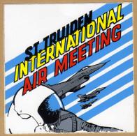Autocollant Aviation Plane Avion St-Truiden International Air Meeting - Aviación