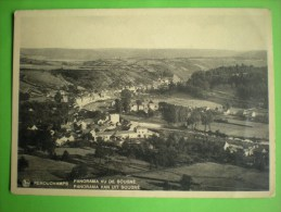 Remouchamps, Panorama Vu De Sougné  (Q) - Aywaille