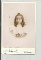 VALENCIENNES  ROUAULT  Photographe Fernande POLLET Baronne FOUACHE       Format : 16.5 Cm / 10.5 Cm - Photos