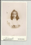 VALENCIENNES  ROUAULT  Photographe Fernande POLLET Baronne FOUACHE       Format : 16.5 Cm / 10.5 Cm - Anciennes (Av. 1900)