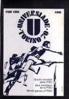 ITALIA REPUBBLICA  27 5 1967 SECONDO VIAGGIO AEREO ROMA TORINO COMMEMORAZIONE 50° ANNIVERSARIO ESPERIMENTO POSTA AEREA - 6. 1946-.. Repubblica