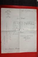 Vieux Papier 1922 - Old Paper