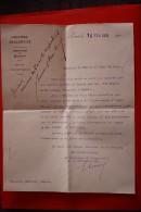 Vieux Papier 1916 - Old Paper