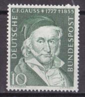 bm_ Deutschland Bund - Mi.Nr. 204 - postfrisch MNH