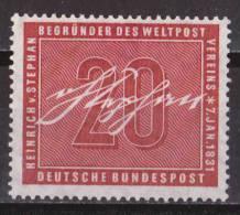 bm_ Bund - Mi.Nr. 227 - postfrisch MNH