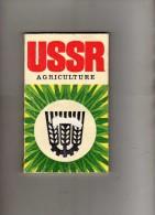 Politique - Communisme - Propagande - U.S.S.R  Agriculture - Agence De Presse Novosti  Moscou - Livres, BD, Revues