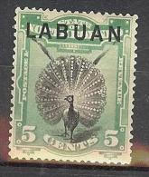 Labuan 1894. Mi. No. 50. MNH ** - Malasia (1964-...)