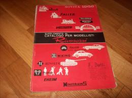 Catalogo Per Modelisti Rivarossi - Revell, Faller, Vollmer...... - Otros