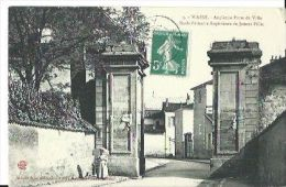 Wassy Ancienne Porte De Ville Ecole Primaire Superieure De Jeunes Filles - Wassy