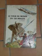 Ancien Collecteur D´images 1956, Chocolat MENIER, Le Tour Du Monde En 120 Images, Stany, Concours Scooter & Cartes - Advertising