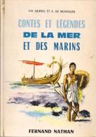 NATHAN -  CONTES ET LEGENDES DE LA MER ET DES MARINS -  1965 - Contes