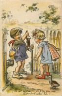 Germaine Bouret - Illustrateur - Cpa - édit; M.D.  Voir 2 Scans. - Bouret, Germaine