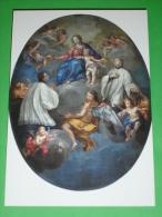 Cm.16 X 11,3 Cartolina Nv - Pala Altare MADONNA,BAMBINO /S.LUIGI GONZAGA E STANISLAO KOSTKA Chiesa SANTI MARTIRI/TORINO - Religione & Esoterismo