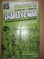 Affiche COLQUHOUN Joe Expo Charley-s War Meaux 2014 (Patt Mills) - Plakate & Offsets