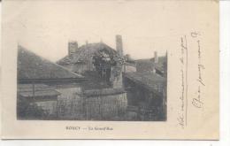 Roucy, la Grand'Rue