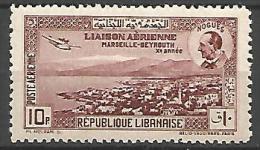 GRAND LIBAN  PA   N� 79 NEUF** LUXE SANS CHARNIERE / MNH