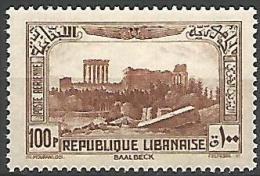 GRAND LIBAN  PA   N� 74 NEUF** LUXE SANS CHARNIERE / MNH