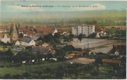 02. Coucy-le-Ch�teau Auffrique. Panorama sur le Quartier de la Halte.
