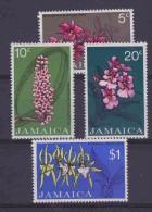 Jamaica 1973 Orchids 4v ** Mnh (21352) - Jamaica (1962-...)