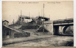 ISSY LES MOULINEAUX  GARE - Issy Les Moulineaux